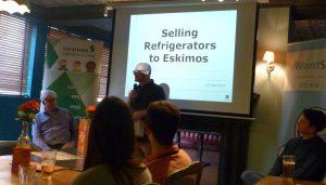 Digital Marketing and SEO event presentation